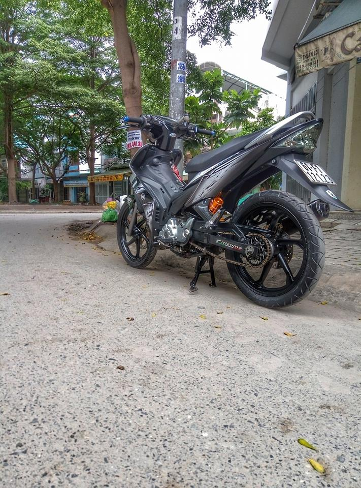 Exciter 135cc chien binh duong pho pha cach cuc ky ba dao - 6
