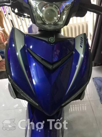 Exciter 150 xanh GP xe doi dau - 5