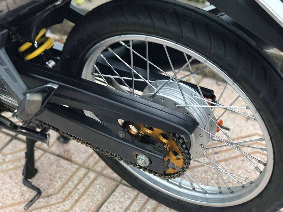 Exciter 2006 kieng nhe leng keng cua biker Dong Thap - 5
