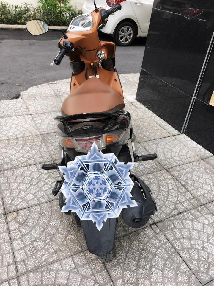 Gia tot Ban gap xe Yamaha Luvias Chinh Chu doi dau - 4
