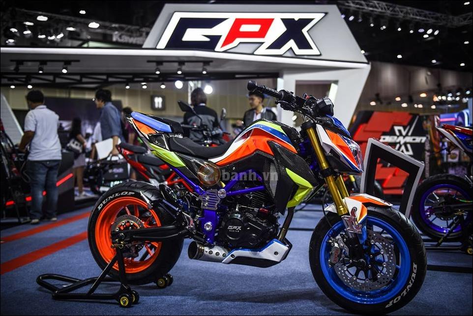 GPX Demon 150 GN do so hot cung Version Rainbow - 2