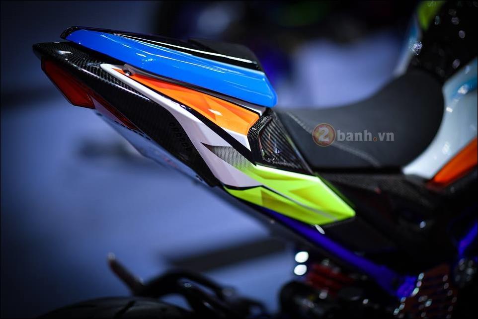 GPX Demon 150 GN do so hot cung Version Rainbow - 7
