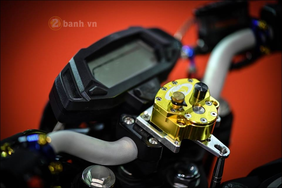 GPX 150 GN hoa trang cuc dinh trong lot Autobot ham ho - 5