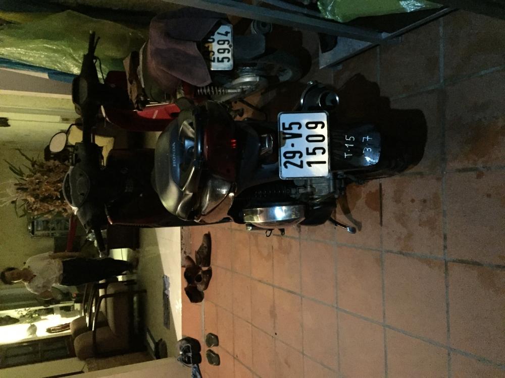 Ha Noi Ban xe Honda Sh 150i mau do