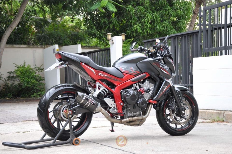 Honda CB650F Nakedbike the he moi kieng nhe - 10