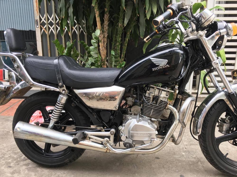 Honda master 125 xe dep may rin - 2