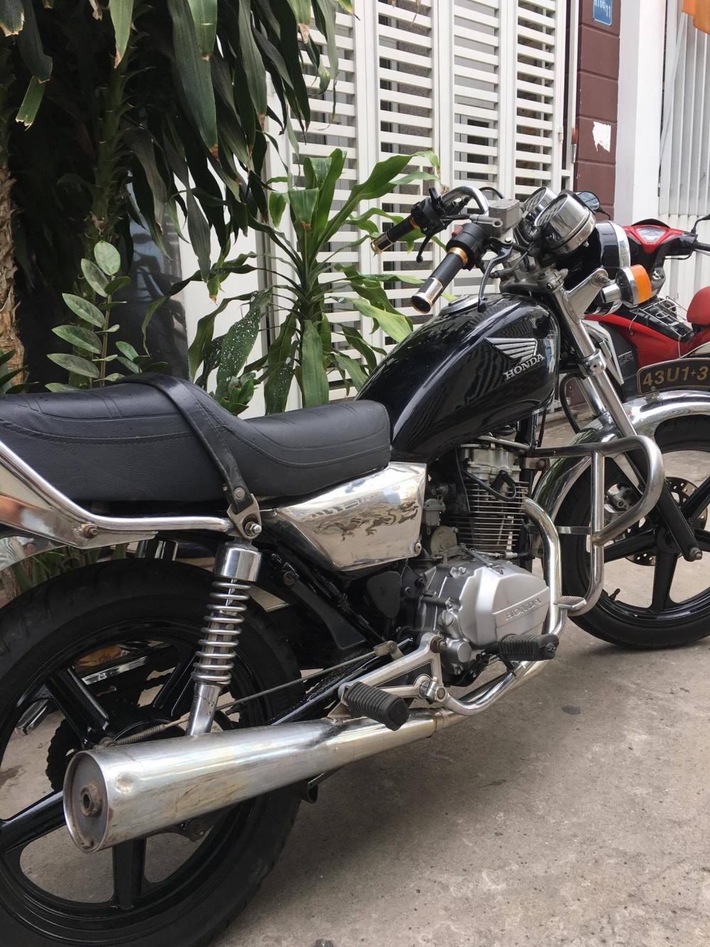 Honda master 125 xe dep may rin - 6