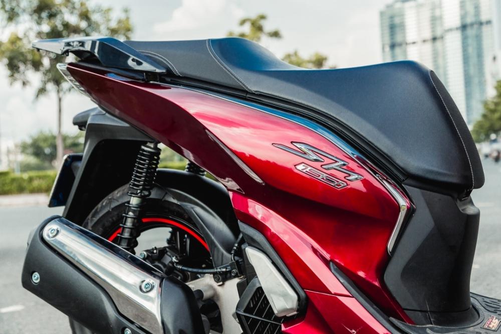 Honda Sh150i 2017 do dan ao Sh300i dau tien tai Sai Gon - 8