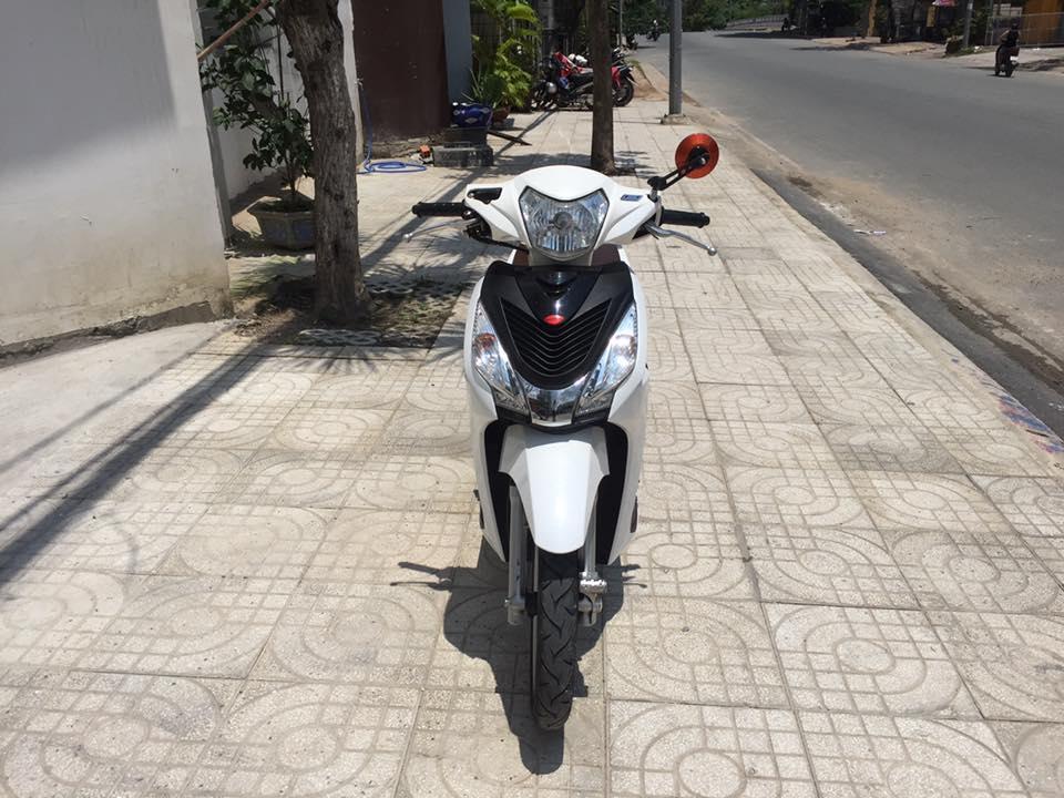 Honda Vision 2k15 trang leng keng chinh chu - 2