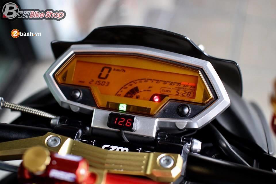 Kawasaki Ninja300 menh danh ke dan dau thuc thu - 4