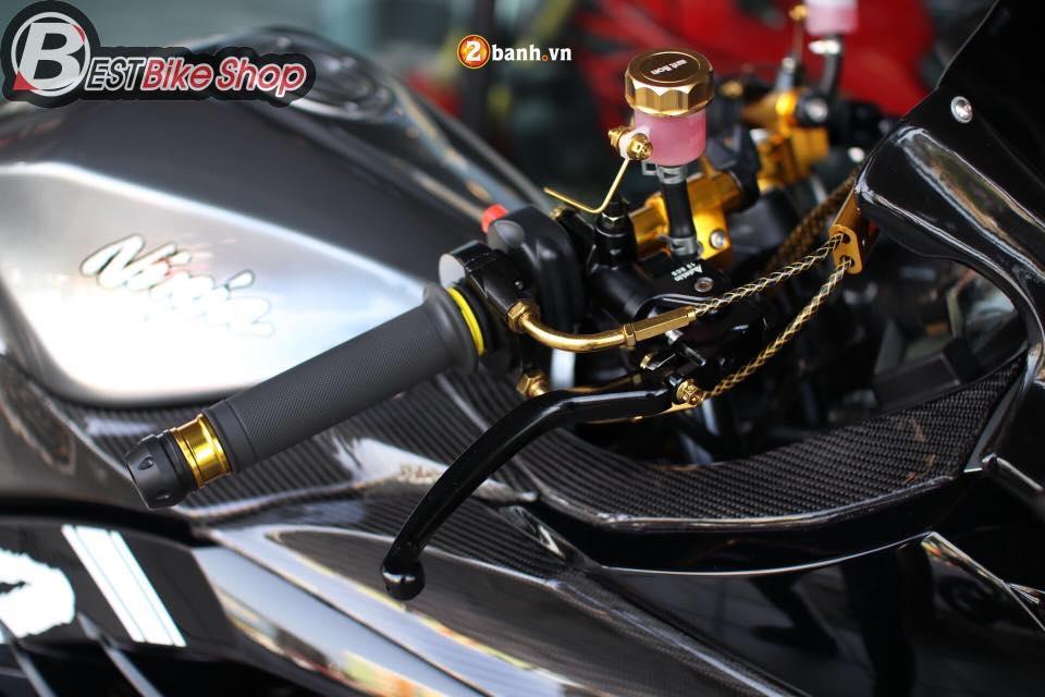 Kawasaki Ninja300 menh danh ke dan dau thuc thu - 6