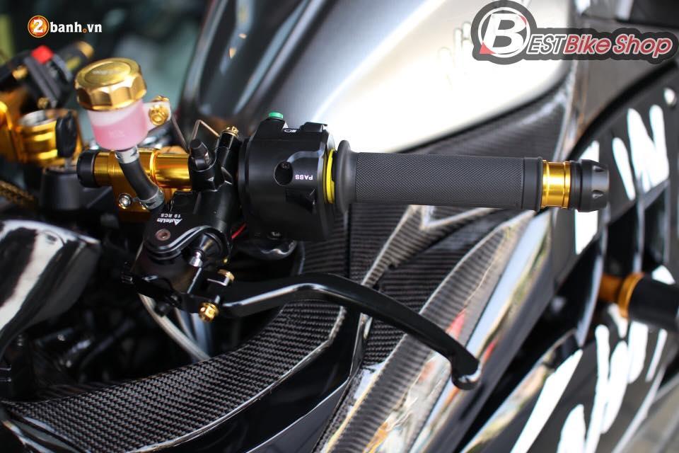Kawasaki Ninja300 menh danh ke dan dau thuc thu - 8