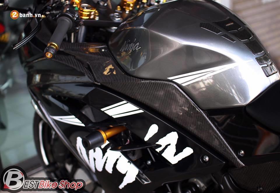 Kawasaki Ninja300 menh danh ke dan dau thuc thu - 12