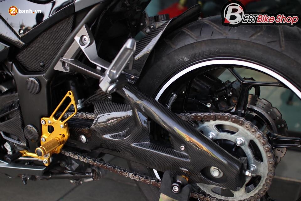 Kawasaki Ninja300 menh danh ke dan dau thuc thu - 18