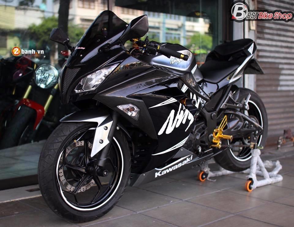 Kawasaki Ninja300 menh danh ke dan dau thuc thu - 21