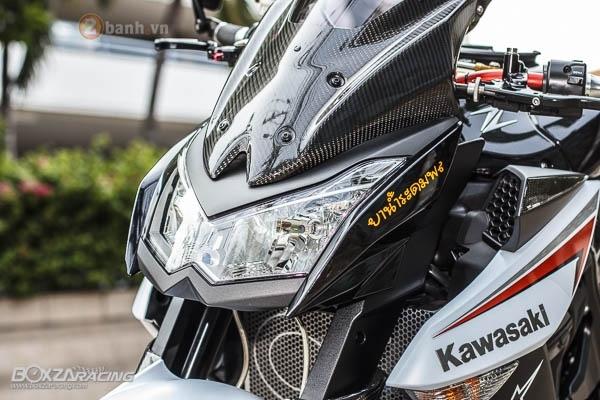Kawasaki Z1000 2009 su tro lai day an tuong - 2