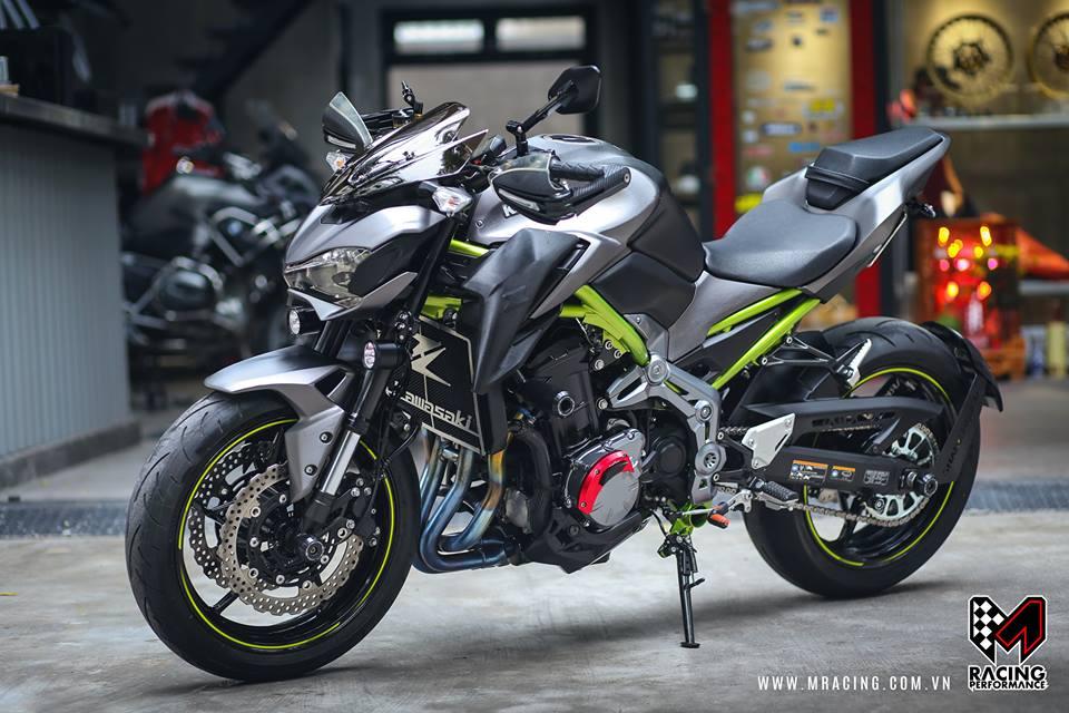 Kawasaki Z900 Pha cach cung phong cach Touring - 2