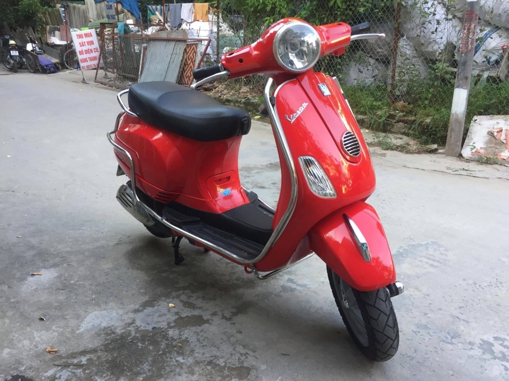 LX 125ie VN Do bien 29 06708 doi cuoi 2011 it su dung den 31 trieu chinh chu nu di giu - 4