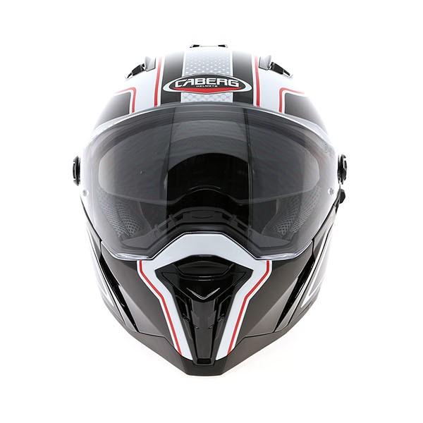 Motobox Mu Caberg Stunt Blade WhiteRedBlack - 2