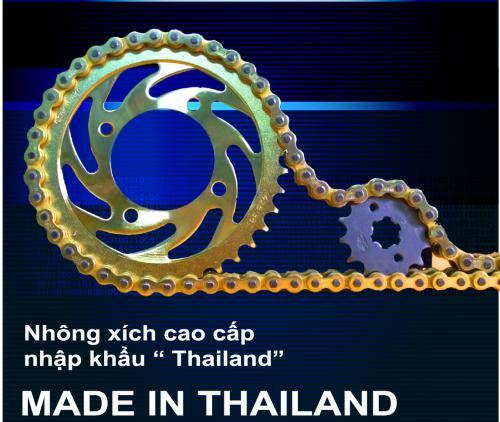 Nhong Sen Dia DAIKON Thai Lan - 2