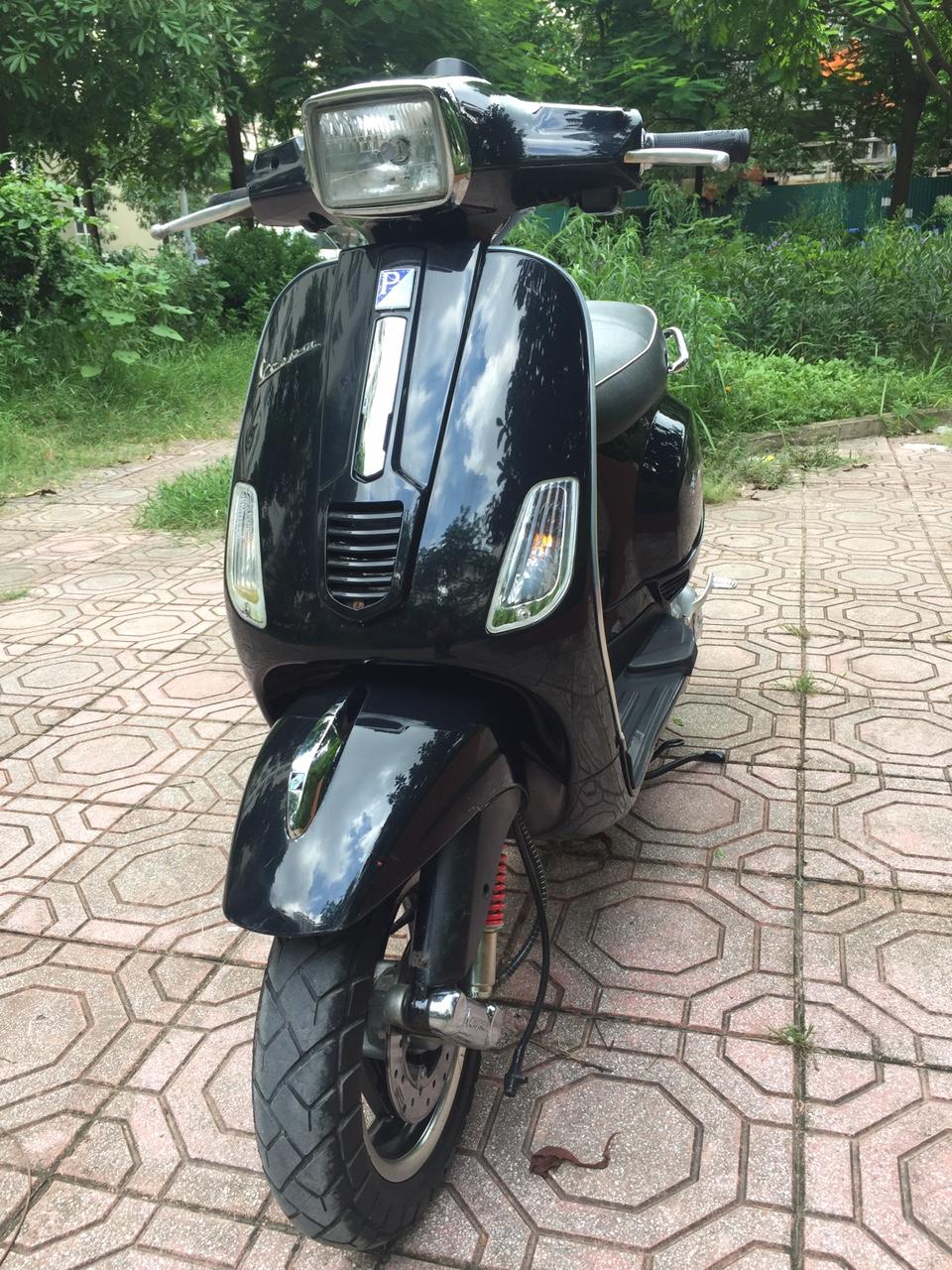 Rao ban Vespa S 125 den vuong chinh chu su dung con rat moi 30tr - 5
