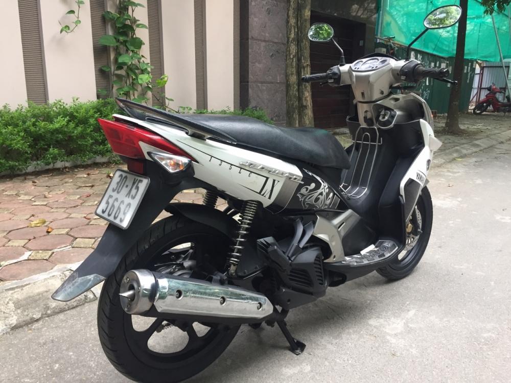 Rao ban xe Yamaha Nouvolx 135 Limited 2010 30X5669 may cuc chat - 6