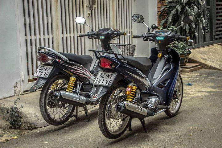 Sirius 110cc do toi ben cua dan choi song tai Sai Gon - 4