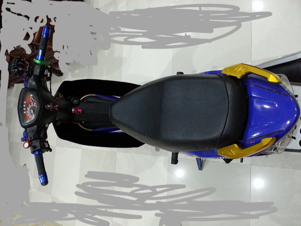 Sirius va di tour cua biker Tay Ninh - 4