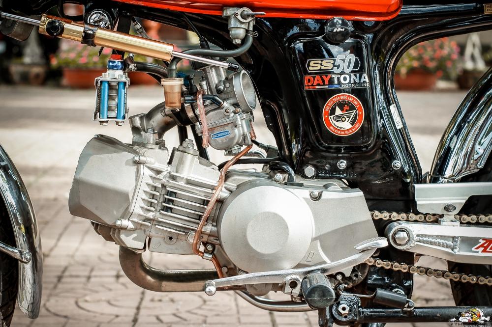 Su tro lai cua Anima Daytona 190cc sau mot thoi gian - 2