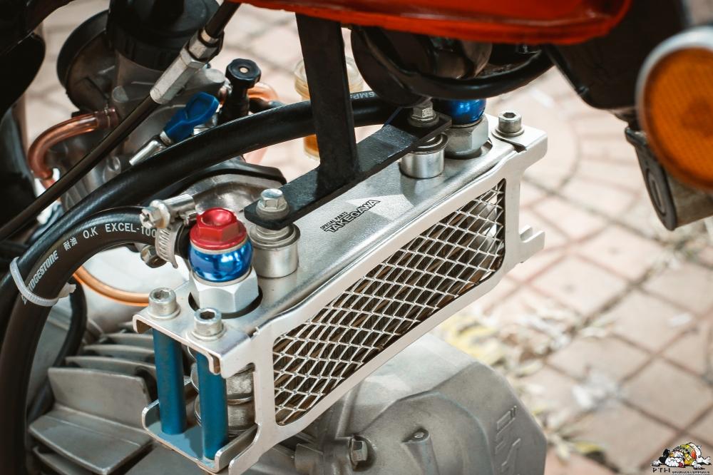 Su tro lai cua Anima Daytona 190cc sau mot thoi gian - 8