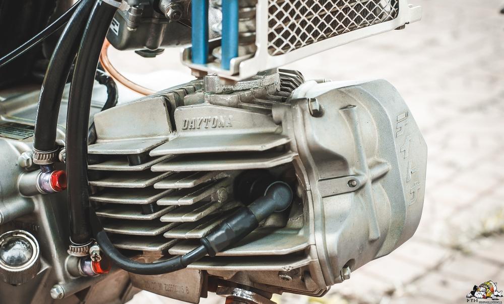 Su tro lai cua Anima Daytona 190cc sau mot thoi gian - 12