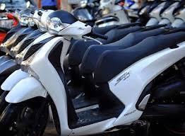 Thanh li kho xe may chinh hang Yamaha Honda gia re