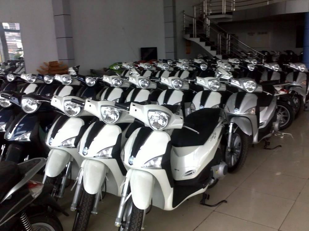 Thanh li kho xe may chinh hang Yamaha Honda gia re - 4