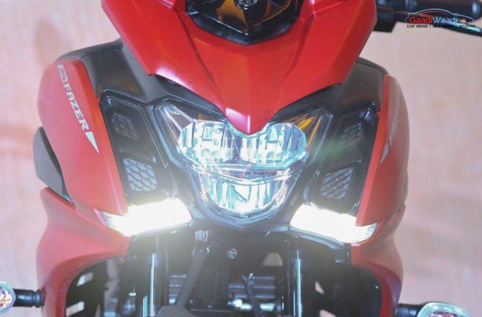Trinh lang moto duong truong Yamaha Fazer 250cc 2017 gia vua tui - 3