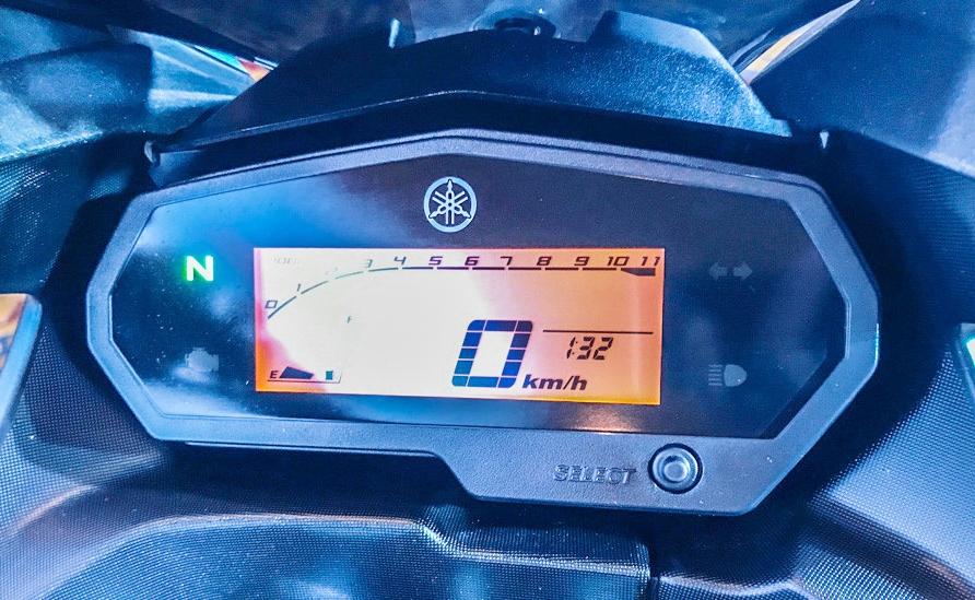 Trinh lang moto duong truong Yamaha Fazer 250cc 2017 gia vua tui - 5