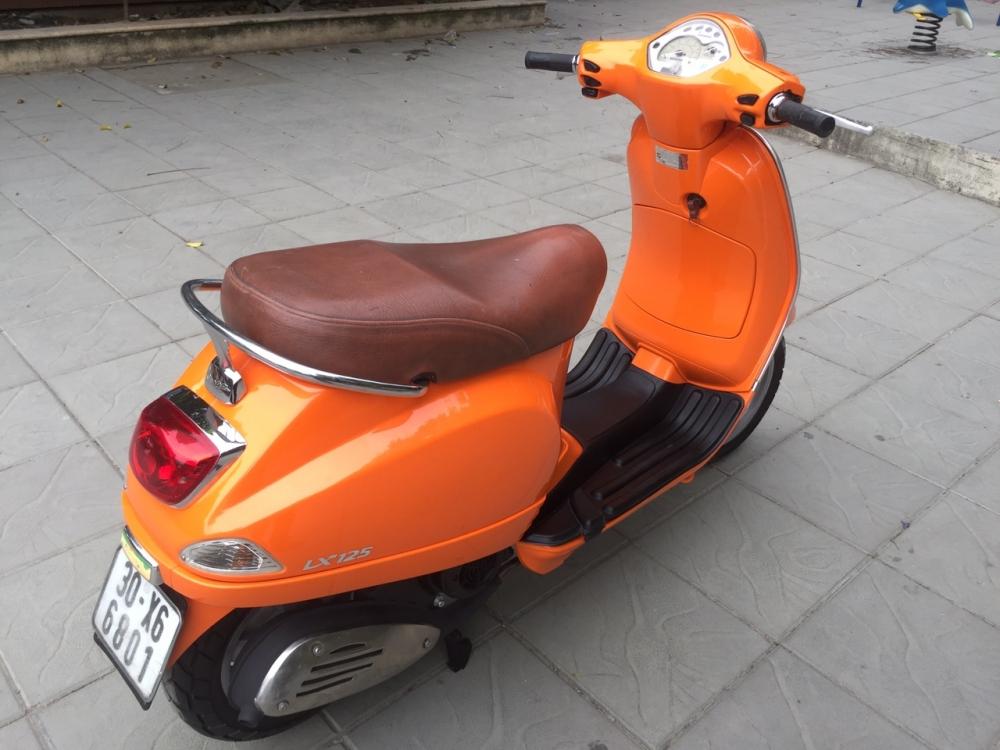 Vespa LX 125 Viet mau cam 2011 khoa tu 30X6 6801 - 3