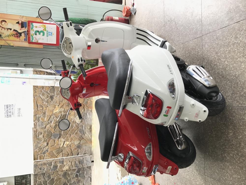 Vespa LX Iget Mau 2017 Moi 100 Gia Uu Dai - 2