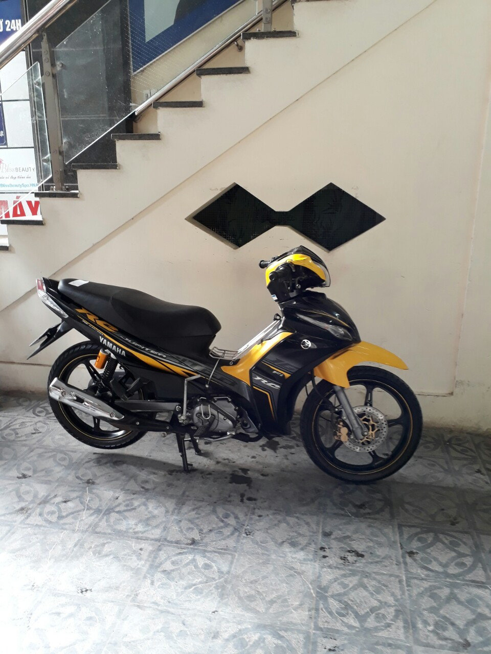 Yamaha Jupiter RC FI vanh duc mot chu di - 2