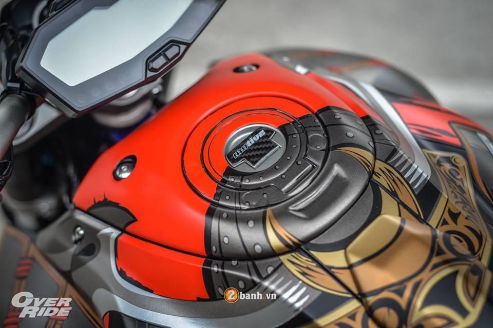 Yamaha MT07 dung manh ben bo canh Samurai huyen thoai - 6