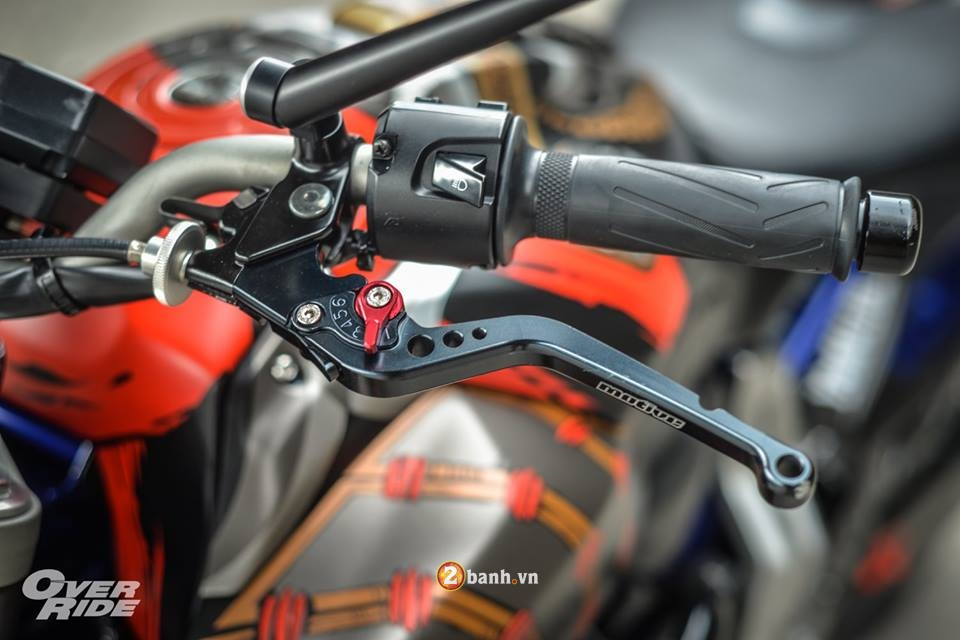 Yamaha MT07 dung manh ben bo canh Samurai huyen thoai - 8