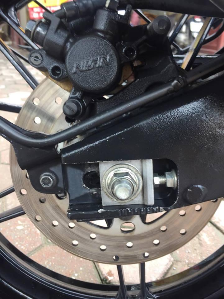 Yamaha R15 Phien ban 2014 TRANG DO - 2