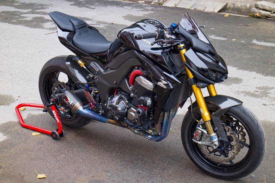 Z1000 tuyet pham cua Kawasaki den tu Biker Da Lat - 2