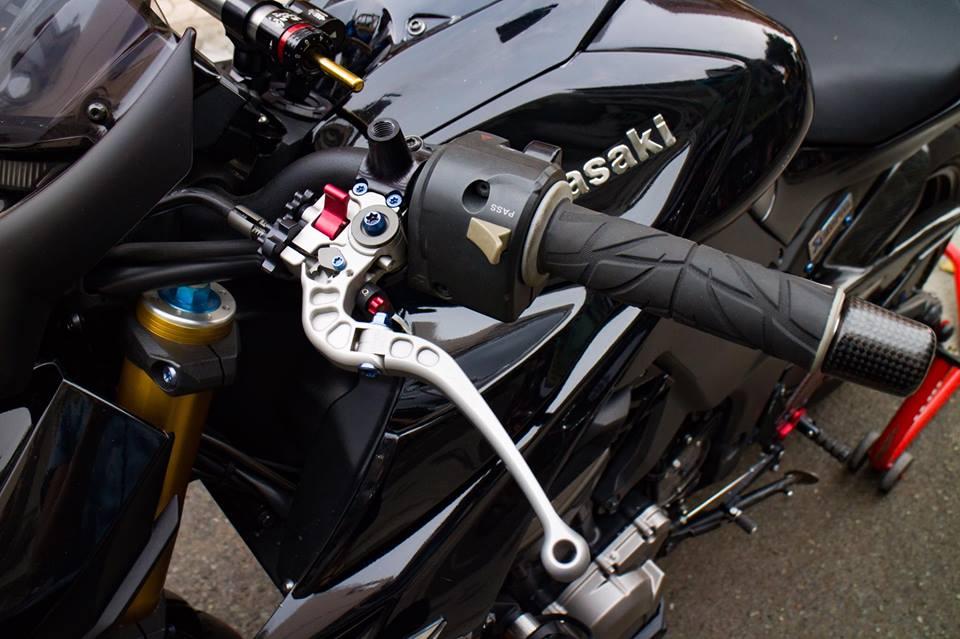 Z1000 tuyet pham cua Kawasaki den tu Biker Da Lat - 6