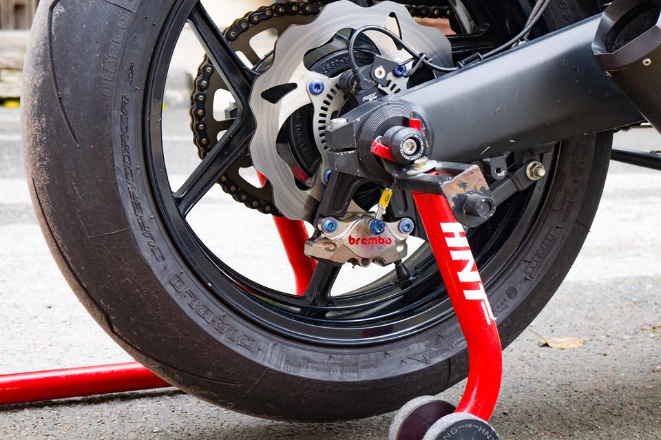Z1000 tuyet pham cua Kawasaki den tu Biker Da Lat - 10