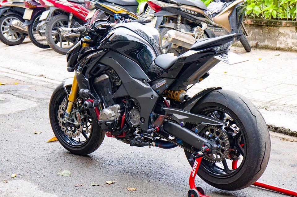 Z1000 tuyet pham cua Kawasaki den tu Biker Da Lat - 14