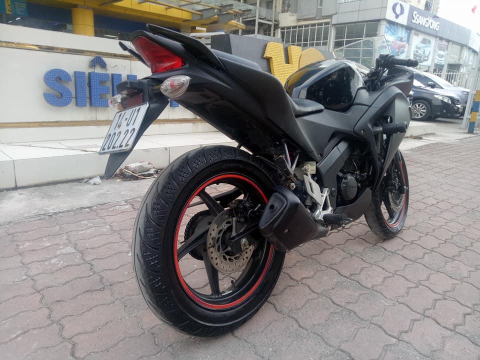 BAN CHIEC XE CBR 150 NHAP KHAU BIEN VIP 20222 - 4