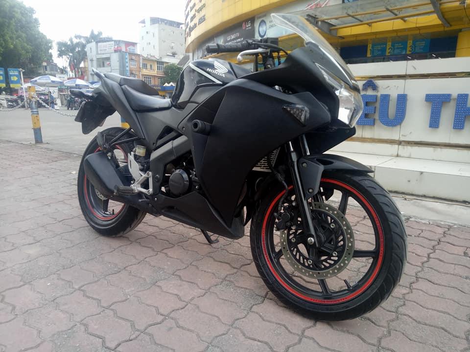 BAN CHIEC XE CBR 150 NHAP KHAU BIEN VIP 20222 - 7