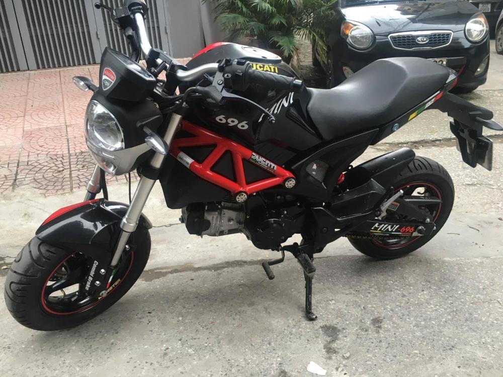 ban Ducati Monster 110 thailan 2017 29C 63639 moi 99 235tr gappp - 5