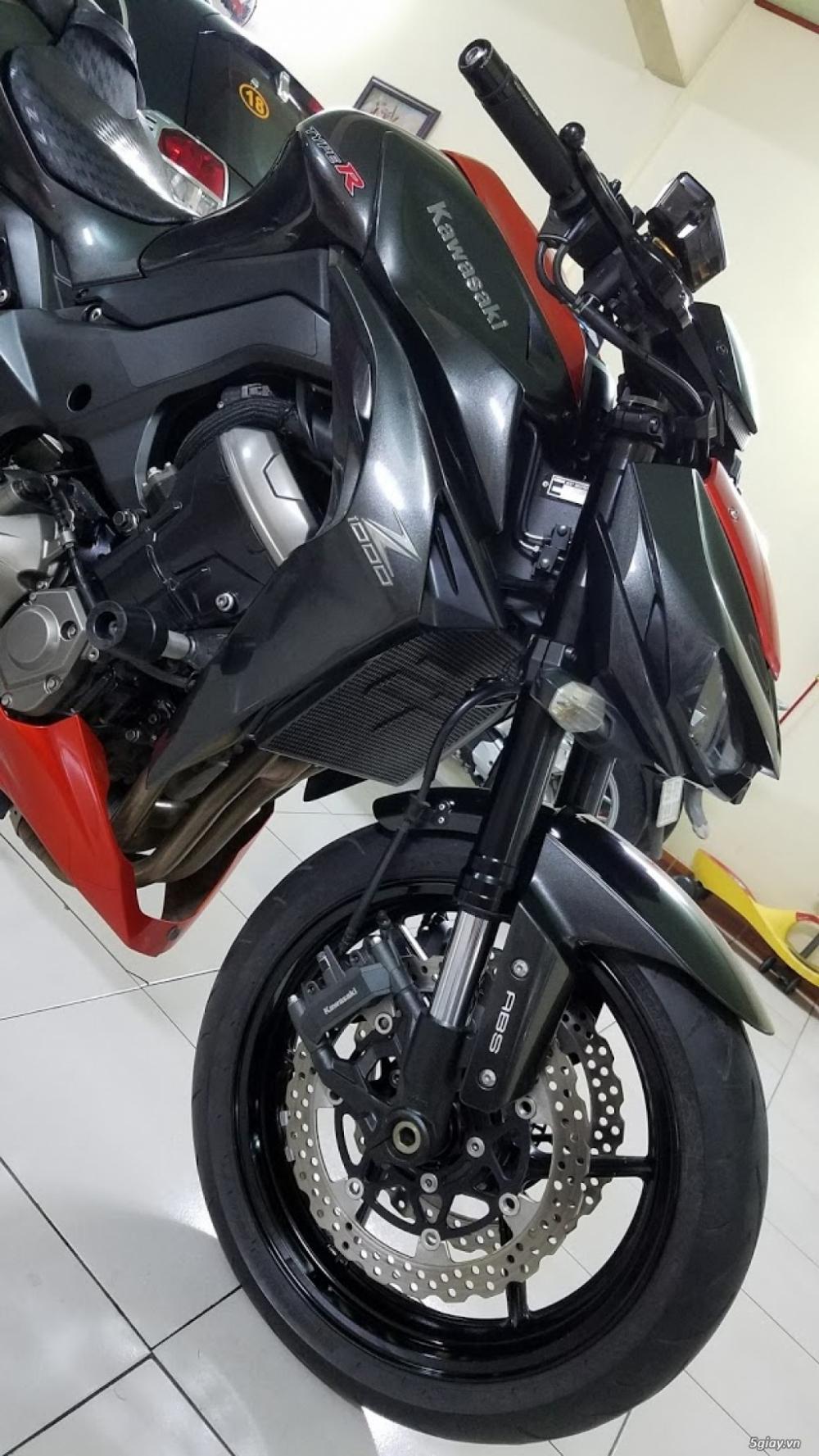 Ban Kawasaki Z1000 62015 ABS HISS Chau Au Saigon bien dep - 4