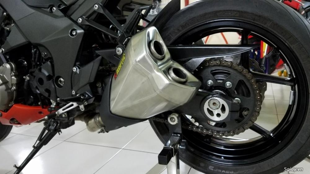 Ban Kawasaki Z1000 62015 ABS HISS Chau Au Saigon bien dep - 10